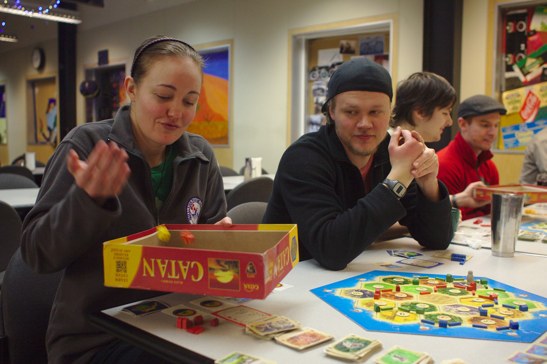 Discipline 7 - The board game <em>Catan</em>